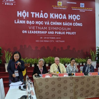 Vietnam Symposium on leadership & Public Policy
